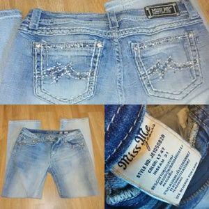 Miss Me Women's Denim Bootcut Jeans